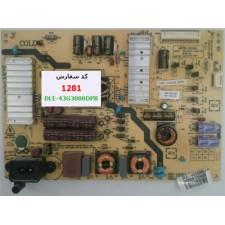 POWER BOARD DLE-43G3000DPB