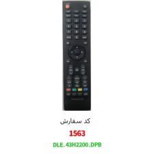 REMUTE CONTROL DLE-43H2200-DPB