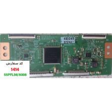TFT BOARD 55PFL6008/98