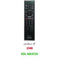REMOTE CONTROL KDL-46EX720