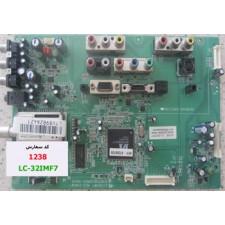 MAIN BOARD LC-32IMF7