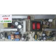 POWER BOARD LC-32IMF4