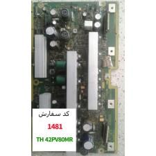 SC BOARD TH-42PV80MR