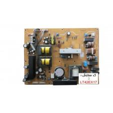 POWERBOARD JVC LT-42EX17