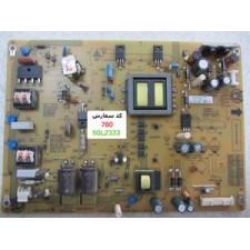 POWER BOARD  TOSHIBA 50L2333